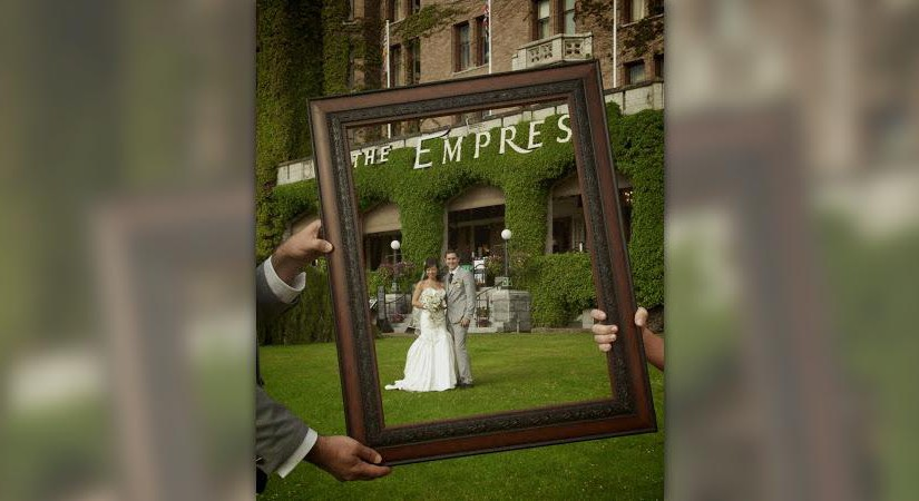 The Fairmont Empress Wedding