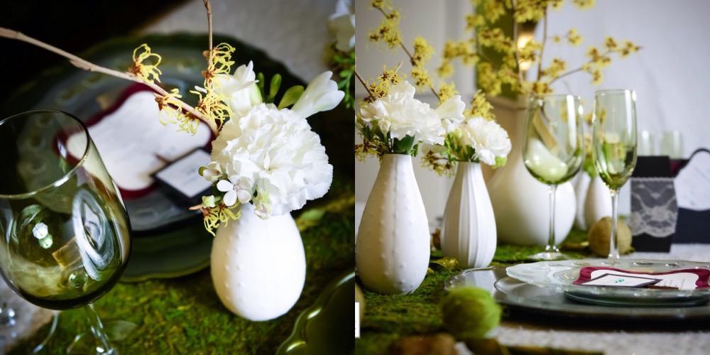 Victoria Wedding Decorator Vases